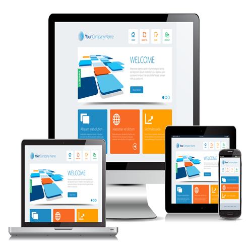 responsive design web service