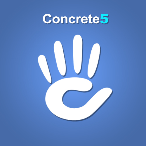 Concrete5 home