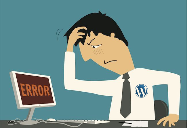 Most Common WordPress Errors