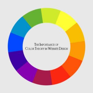 The Importance of Color Theory in Website Design